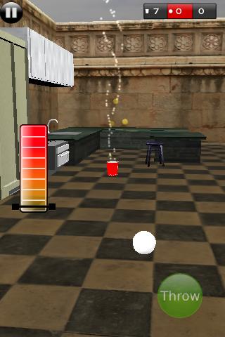 Screenshot 3D Pong Tricks