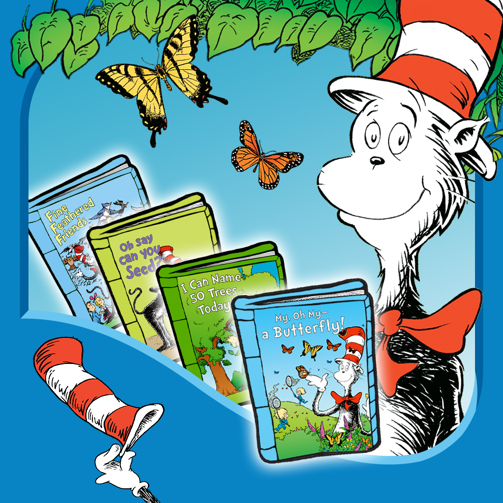 mzl.ybjiretv Outside Your Door! Learning Library Collection (Dr. Seuss/Cat in the Hat) by Oceanhouse Media   Review and Giveaway